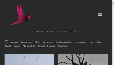 Site internet de Declic Ex Pro