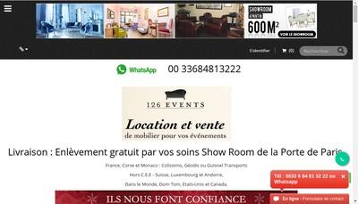 Site internet de LA Deco