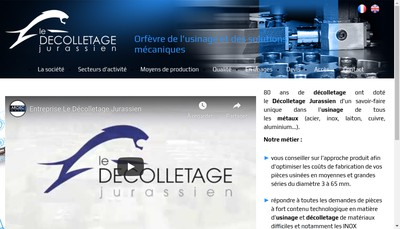 Site internet de Decojura
