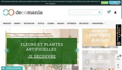 Site internet de Depotmania