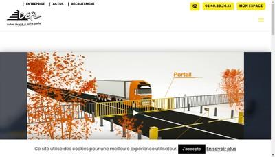 Site internet de Defi