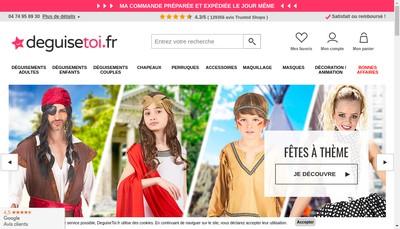 Site internet de Jadeo France
