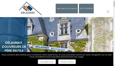 Site internet de Accrotoit