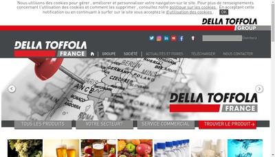 Site internet de DTF