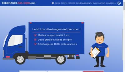 Site internet de Demsport