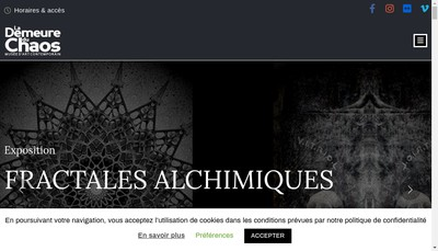 Site internet de L'Organe