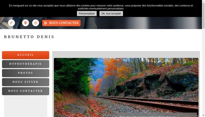 Site internet de Denis Brunetto