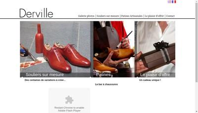Site internet de Derville