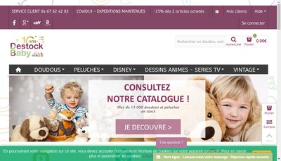 Site internet de Valerie Jardin