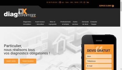 Site internet de Ometra Bergeron