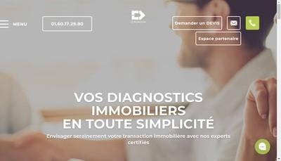 Site internet de Diagadom