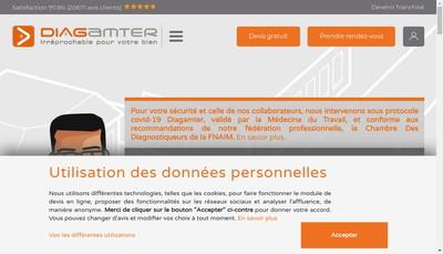 Site internet de Diagat'Home