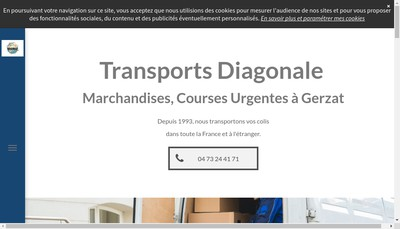 Site internet de Diagonale