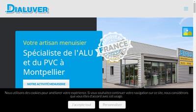 Site internet de Dialuver