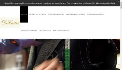 Site internet de Di-Castri