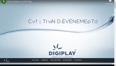 Site internet de Digiplay Studio