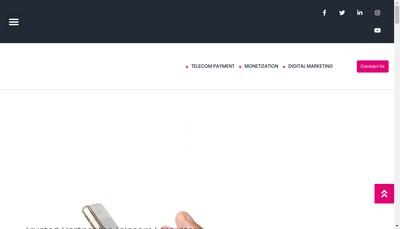 Site internet de Dve - Mediaplazza - Sonnerie Net - Every Com - Cellcast Media - Virgin