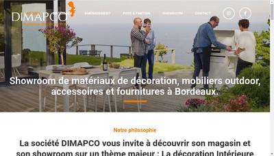 Site internet de Dimapco