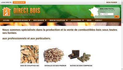 Site internet de Dbe