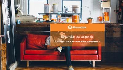 Site internet de Dismoiou