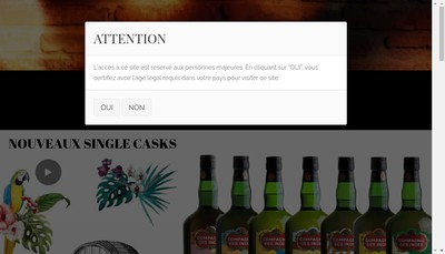 Site internet de Diva France