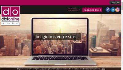 Site internet de Dixionline