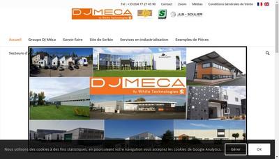 Site internet de Amc 87