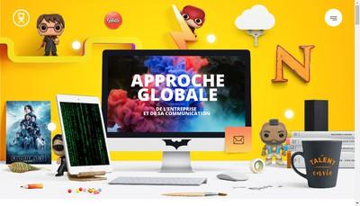 Site internet de Dk Group
