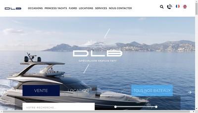 Site internet de Dlb