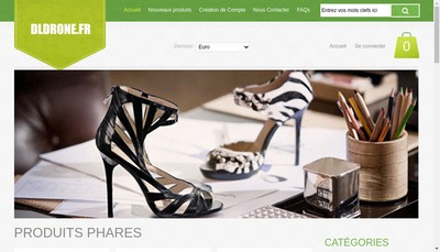 Site internet de Cl Visual Maker