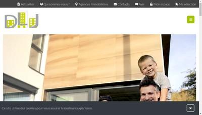 Site internet de Dlj Syndic