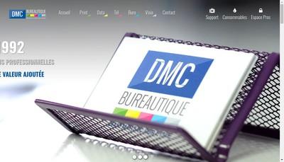 Site internet de Dmc Bureautique