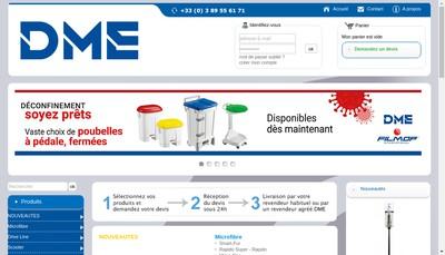 Site internet de Dme