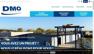 Site internet de DMO
