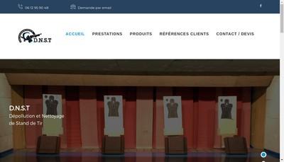 Site internet de DNST