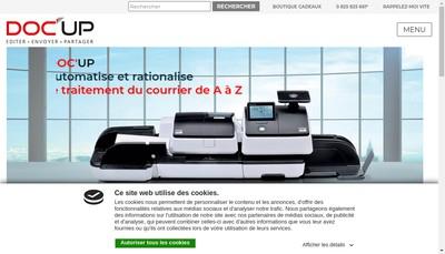 Site internet de Frama