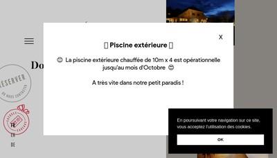 Site internet de La Scierie