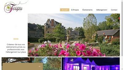 Site internet de Aux Fleurs de Gambetta