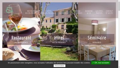 Site internet de Domaine & Co