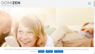 Site internet de SARL Douces Heures Angevines