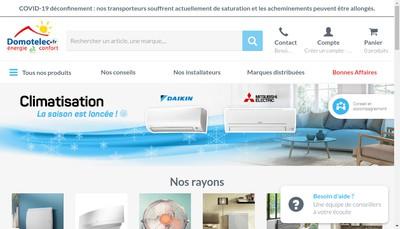 Domotelec Le Confort En Ligne Villenave D Ornon Avis Emails Dirigeants Chiffres D Affaires Bilans 447666124