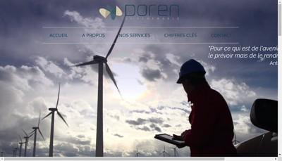 Site internet de Doren