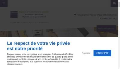 Site internet de Drexler Pierre SARL