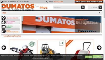Site internet de Dumatos