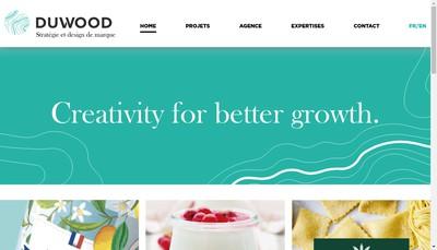 Site internet de Societe Duwood Internationale