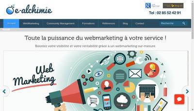Site internet de Boost Your Web
