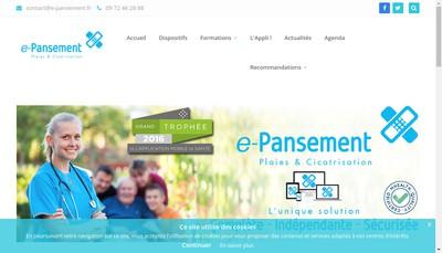 Site internet de Elevate