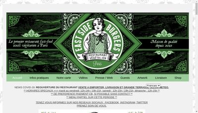 Site internet de Esb