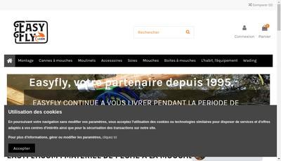 Site internet de Easyfly