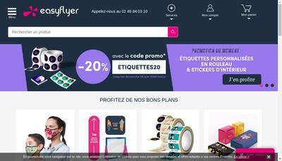 Site internet de Fl Print